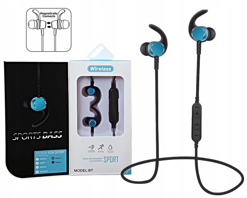 Słuchawki Bluetooth na do telefonu HUAWEI Y5 II 2