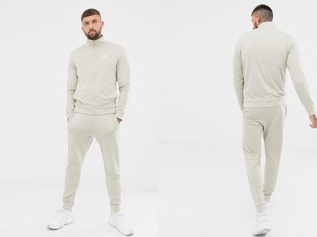 Nike spodnie w kolorze beżowym 928109-221 XS