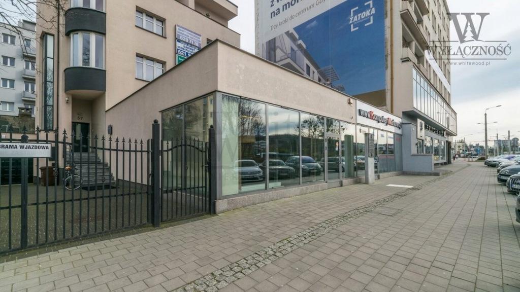 Komercyjne, Gdynia, Śródmieście, 190 m²