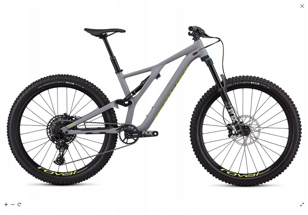 Rower Specialized Stumpjumper Comp 27.5 -12SPD r.L