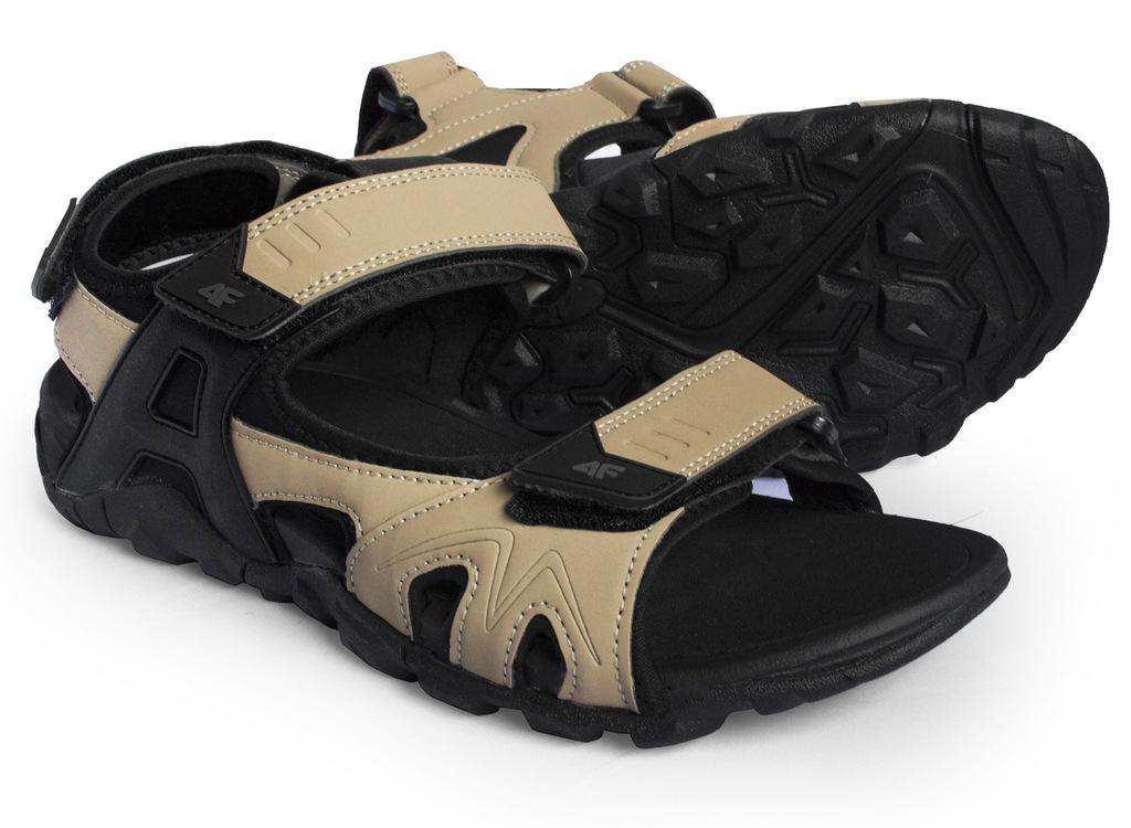 SANDAŁY 4F MĘSKIE buty TREKKINGOWE SPORTOWE 43