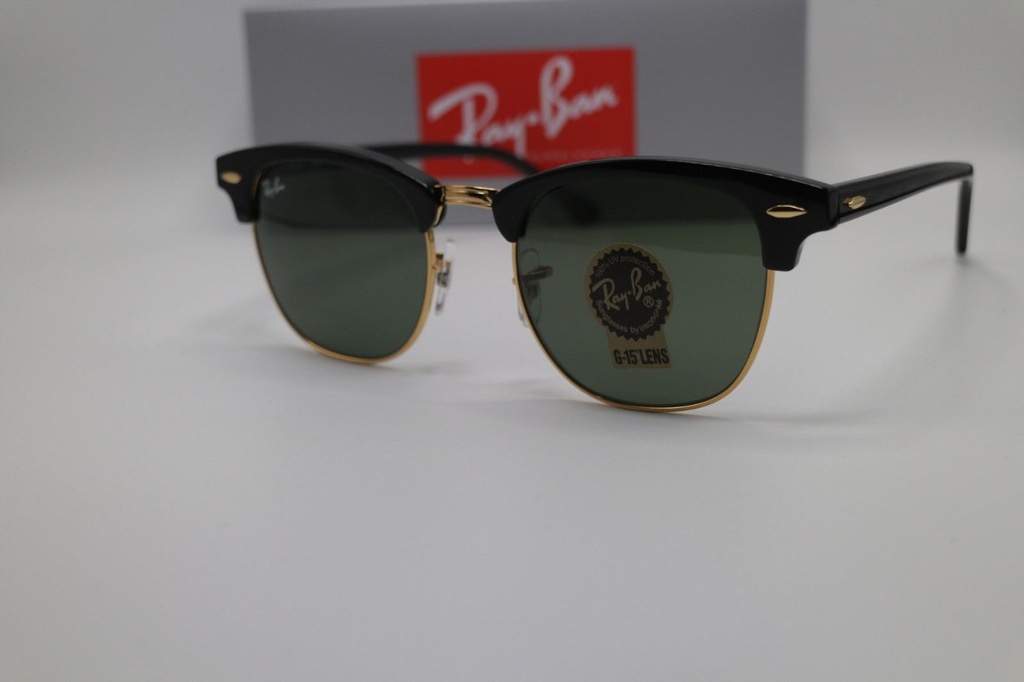 Sklep Ray Ban Clubmaster Classic RB3016 49[]21