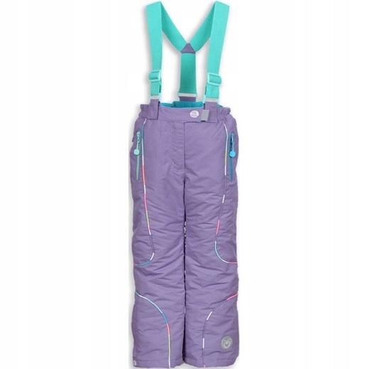 COOL CLUB SMYK spodnie narciarskie kombinezon 92