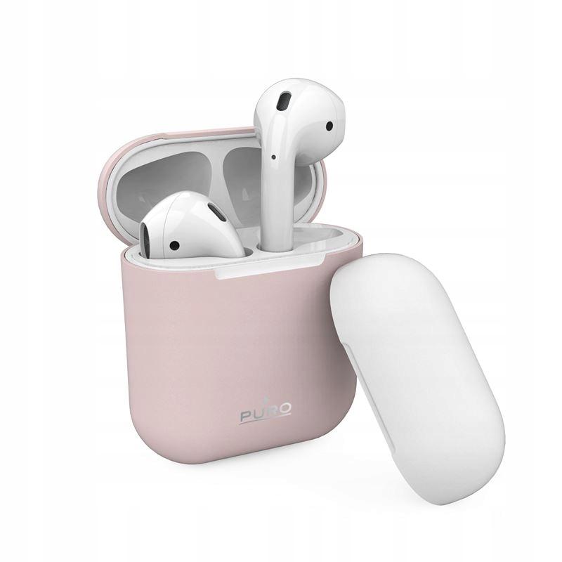 PURO ICON Case - Etui Apple AirPods 1 & 2 gene