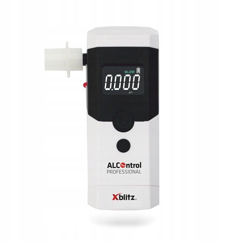 Alkomat elektrochemiczny Xblitz AlControl