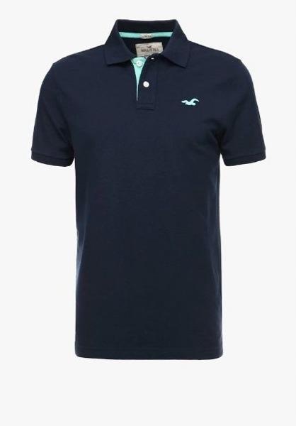 HOLLISTER SOLID CORE - Koszulka polo XL