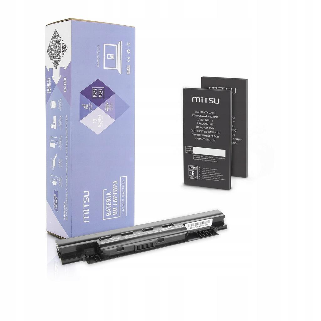 |Mitsu| Bateria do Asus Pro P2520LA-DM0269G 10,8V