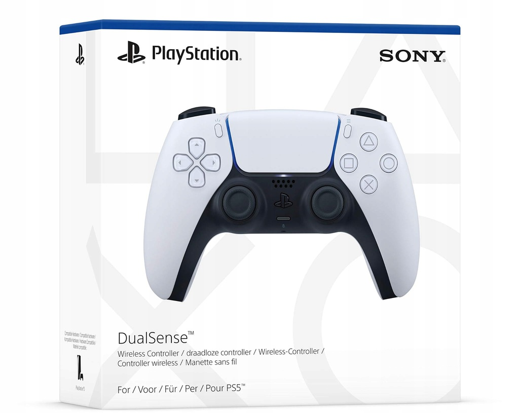 Pad DualSense PS 5 NOWY ALLPLAY