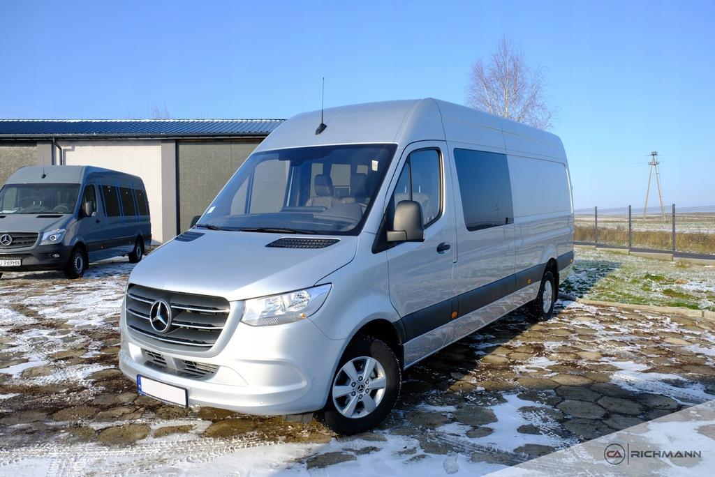 Mercedes Sprinter 7 Osobowy 7797438116 Oficjalne Archiwum Allegro
