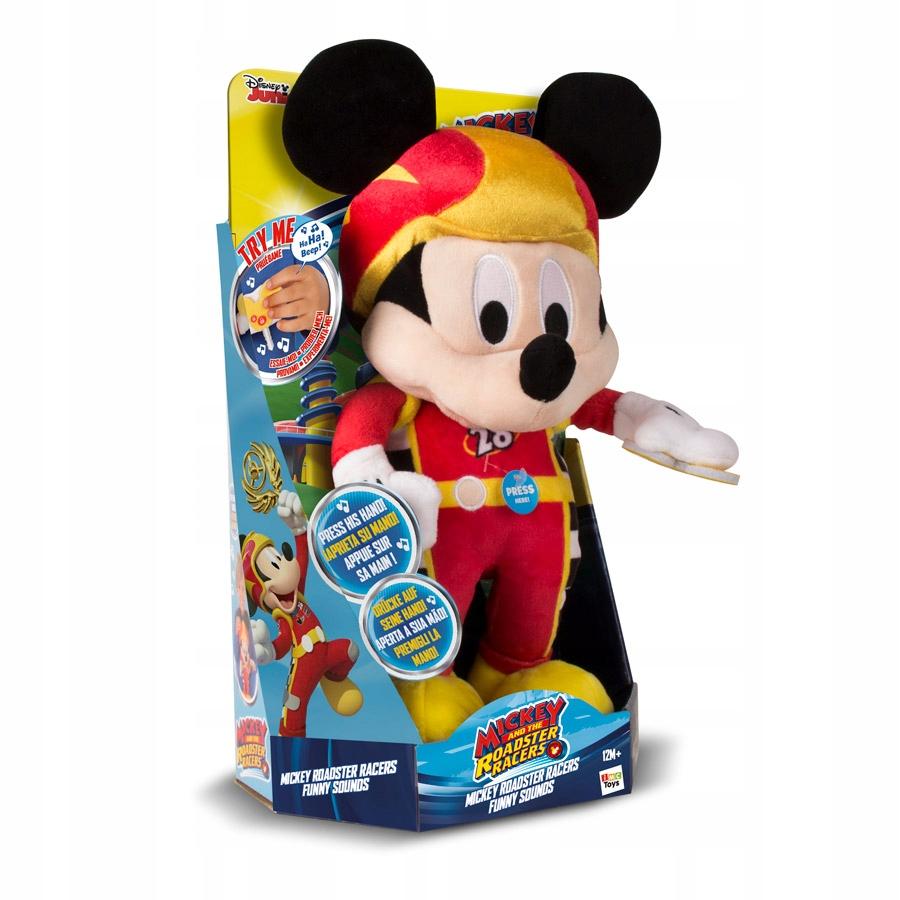 Interaktywny pluszak   Myszka Miki i Raźni Rajdowc