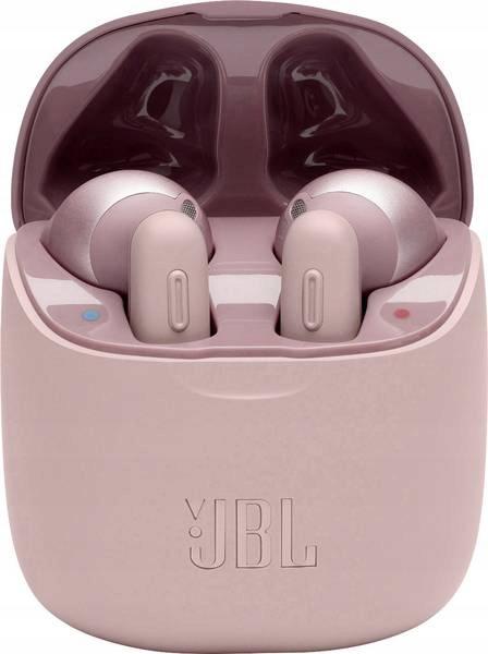 Słuchawki bezprzewodowe douszne JBL Tune 220