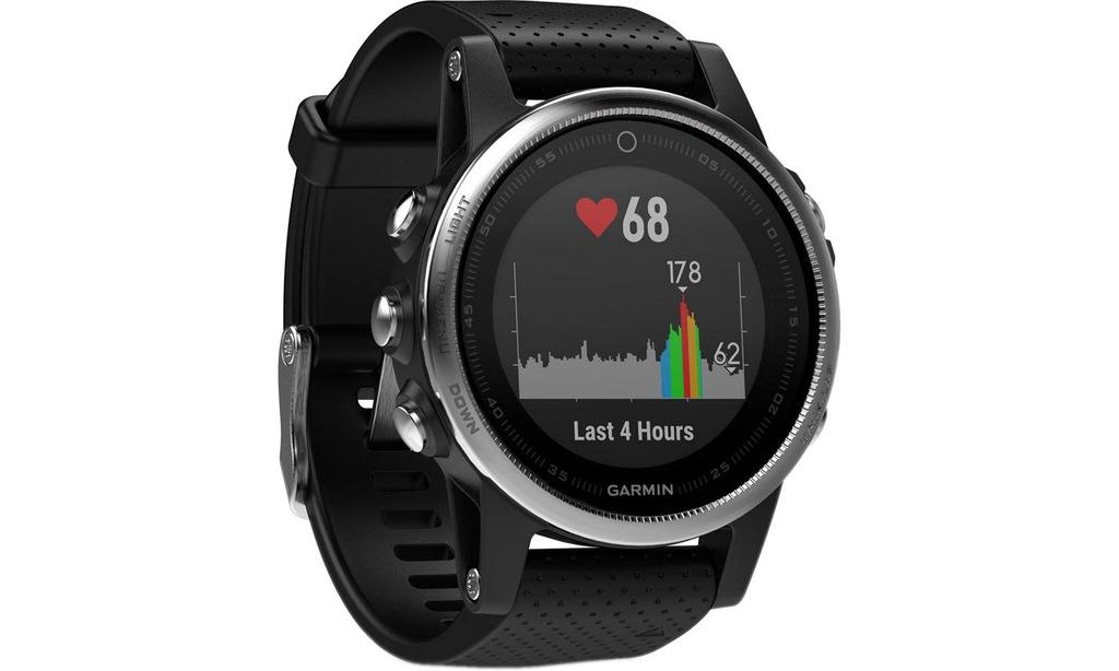 zegarek sportowy garmin fenix 5s gps bt pulsometr