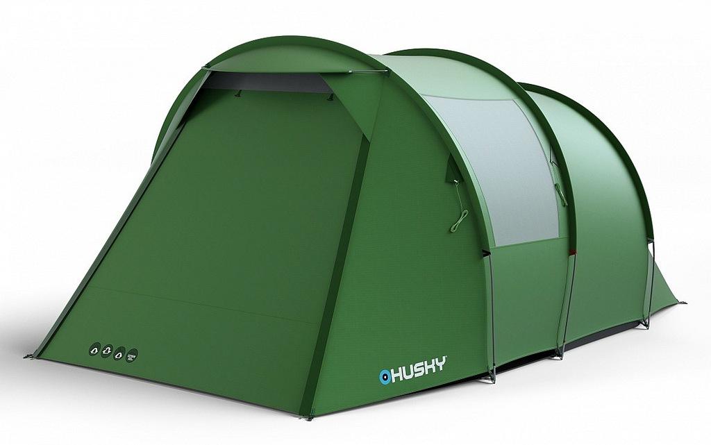 namiot Husky Baul 4 - Green