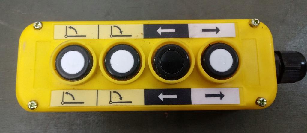 Kaseta sterująca klapa hydrauliczna winda samochod