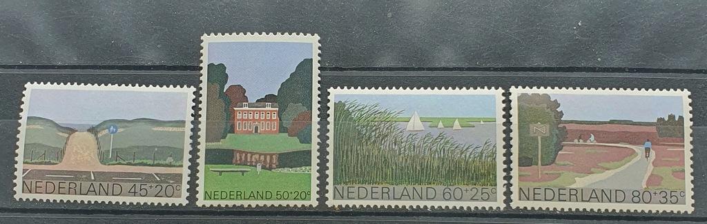 HOLANDIA ** 1980 MI 1154 -1157