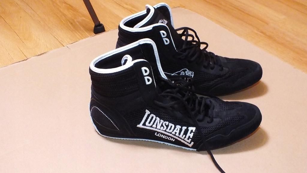 LONSDALE buty bokserskie 44