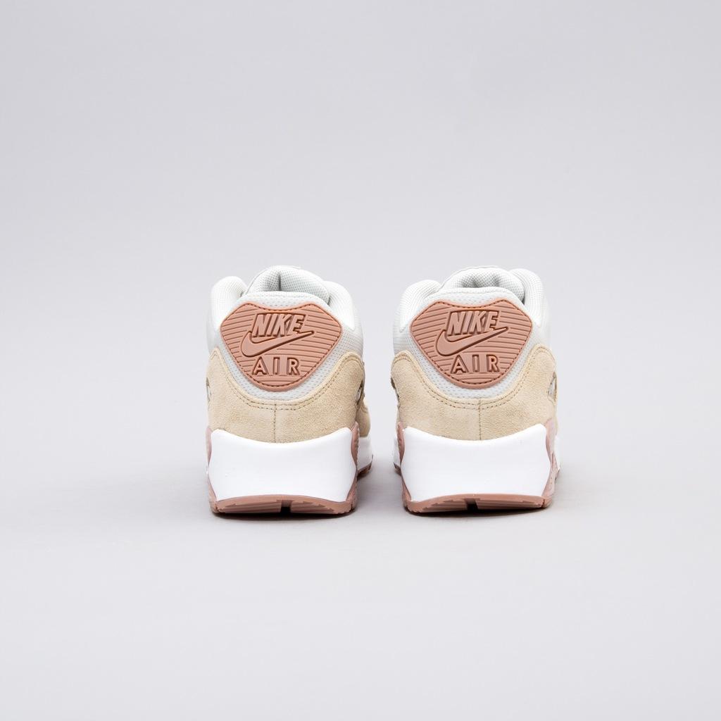 Nike Air Max 90 325213 046 Beżowe, Brązowe, 38