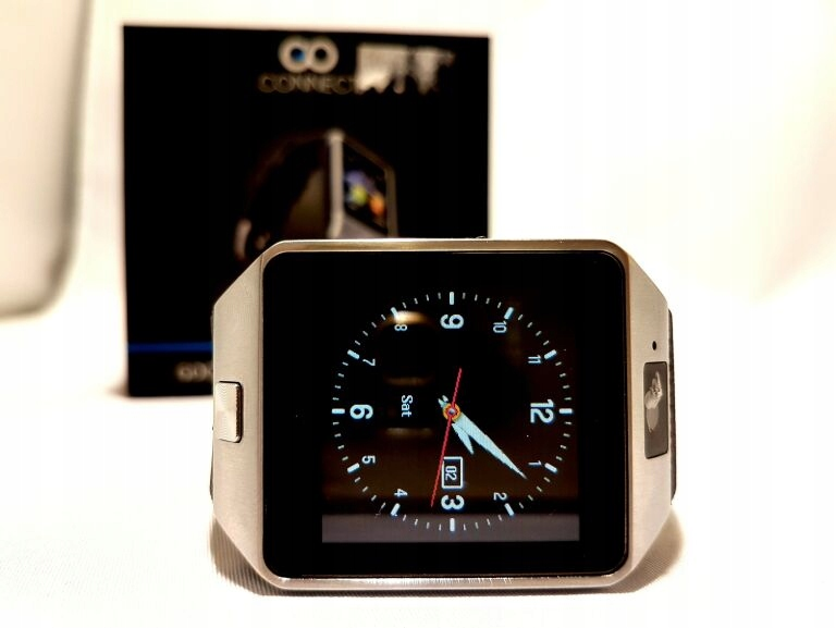 SMARTWATCH GOCLEVER CHRONOS CONNECT 2 GCWCHRCO2