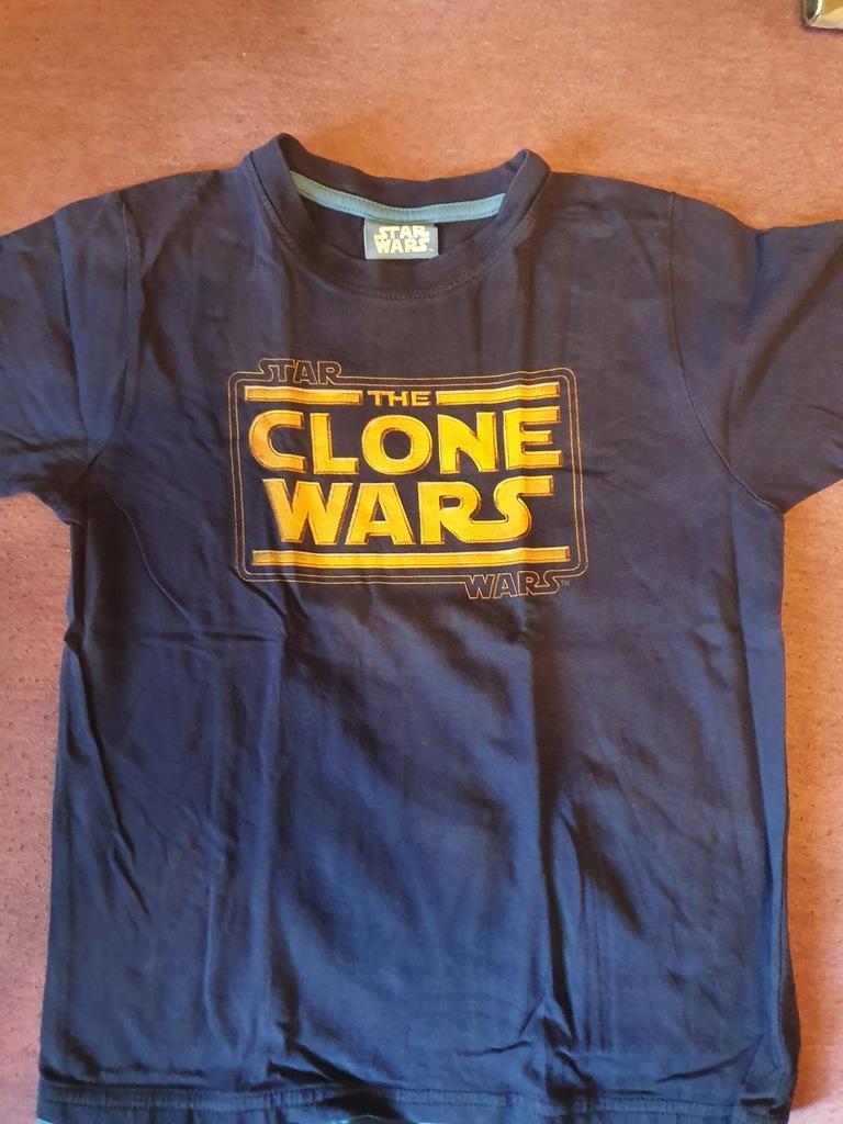 Koszulka Star Wars dla chłopca na 7-8 lat 122-128