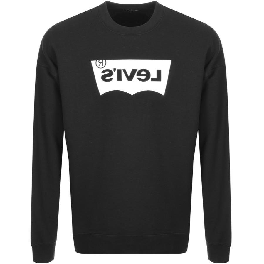 Bluza Levis Crew Neck L8 Reverse Logo Sweatshirt L