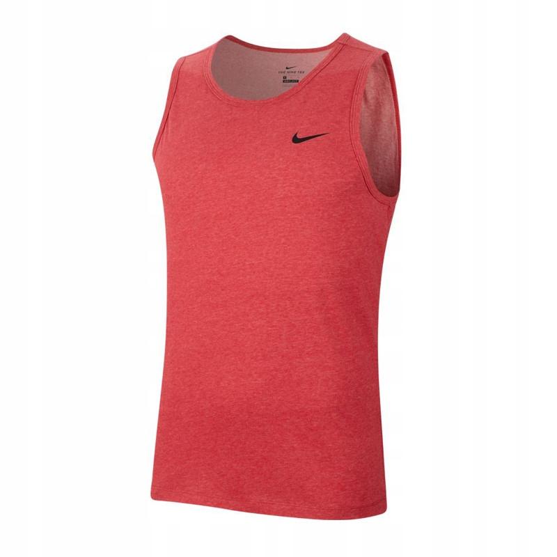 Nike Dry Tank Solid bezrękawnik 672 : R: - XXXL