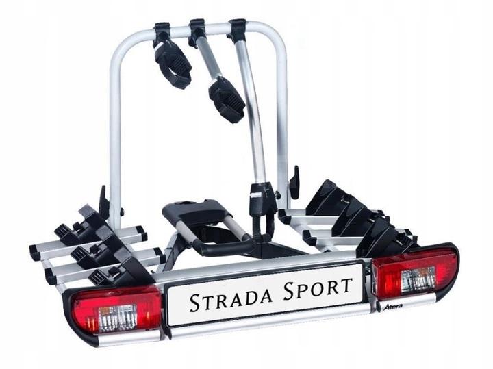 Platforma rowerowa 3 rowery STRADA ATERA Sport M3