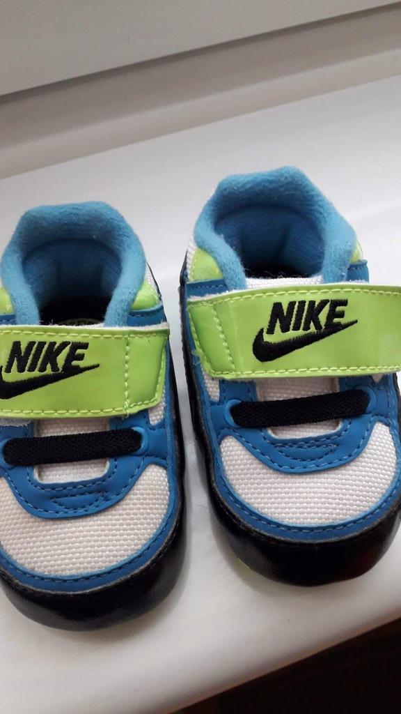 Buciki niechodki Nike