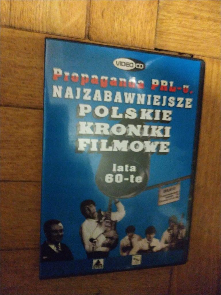 najzabawniejsze polskie kroniki filmowe lata 60-te