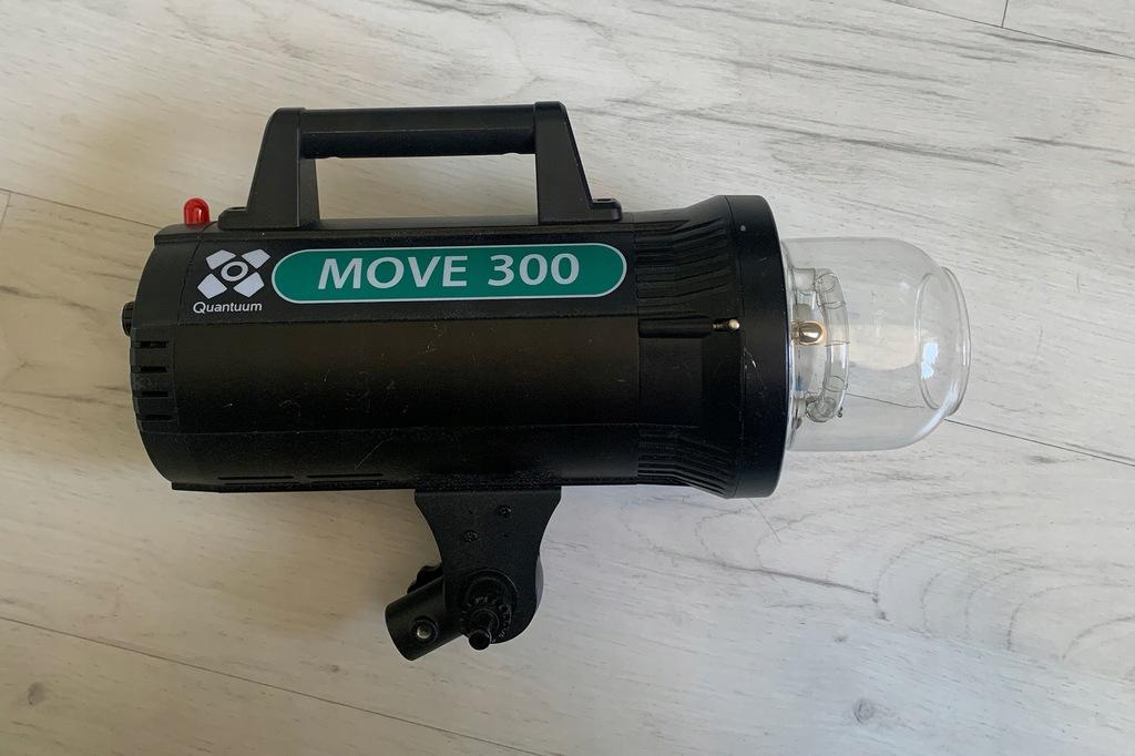 Lampa Quantuum Move 300 OKAZJA Quadralite