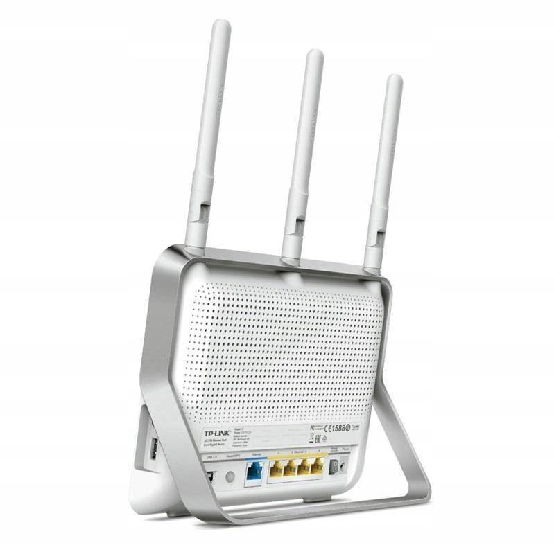 Router TP-LINK ARCHER C9 (xDSL; 2,4 GHz, 5 GHz)