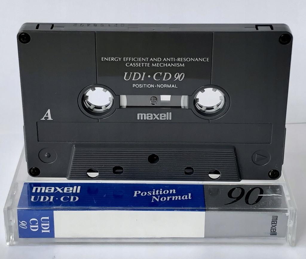 MAXELL UD I CD kaseta