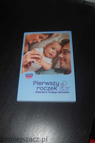 NIVEA BABY kalendarz Twojego maluszka
