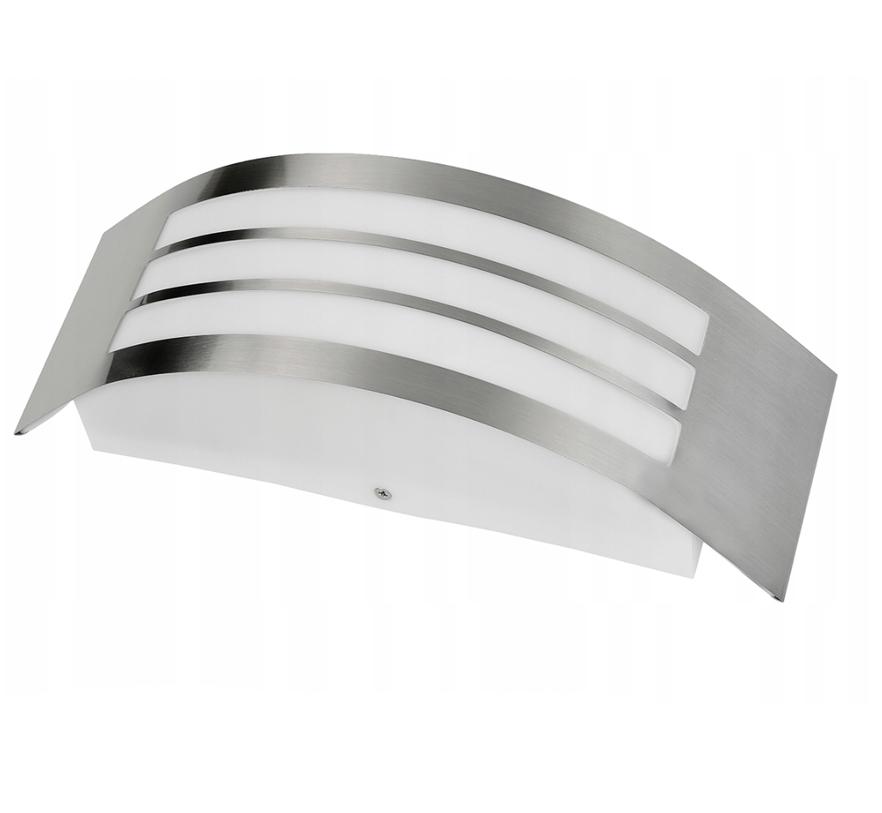 Lampa elewacyjna zewnętrzna kinkiet ogrodowy B7161