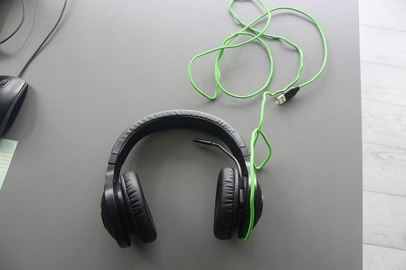 Słuchawki dla gracza Razer Kraken Gaming