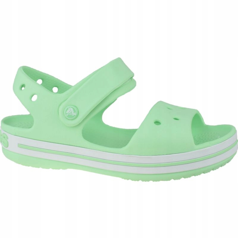 Sandały Crocs Crocband Jr 12856-3TI 28/29