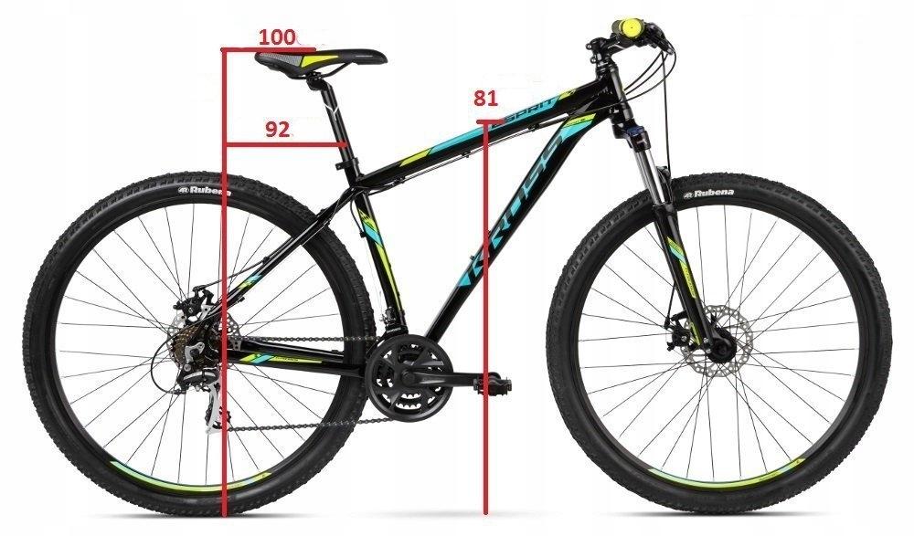 KROSS ESPRIT B1 LIMITED rower górski męski 29 MTB