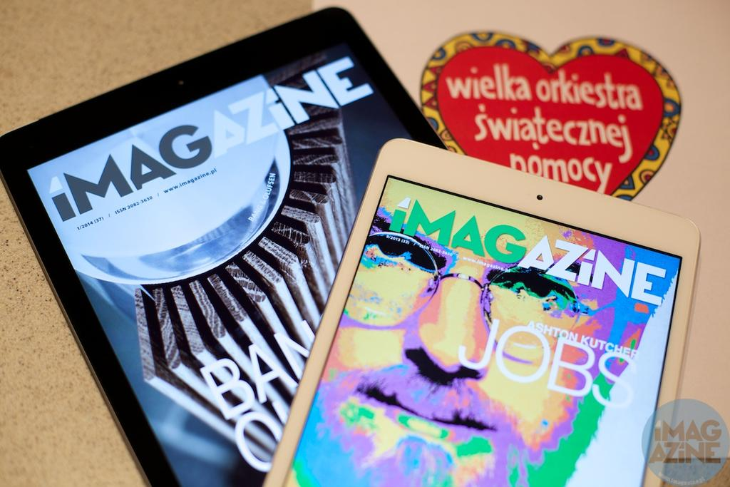 iMagazine dla WOŚP!