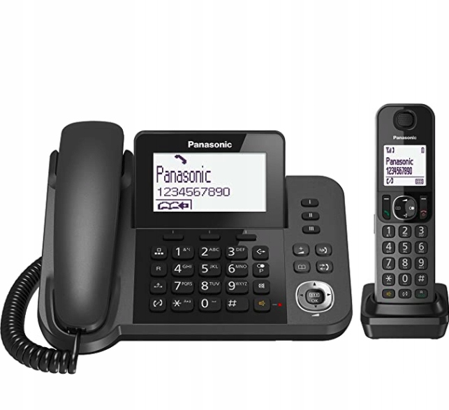 telefony Panasonic KX-TGF310