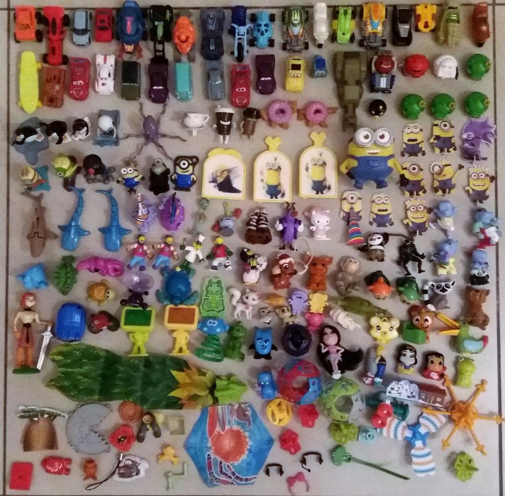 Zabawki Z Kinder Niespodzianki 7833443025 Oficjalne Archiwum Allegro