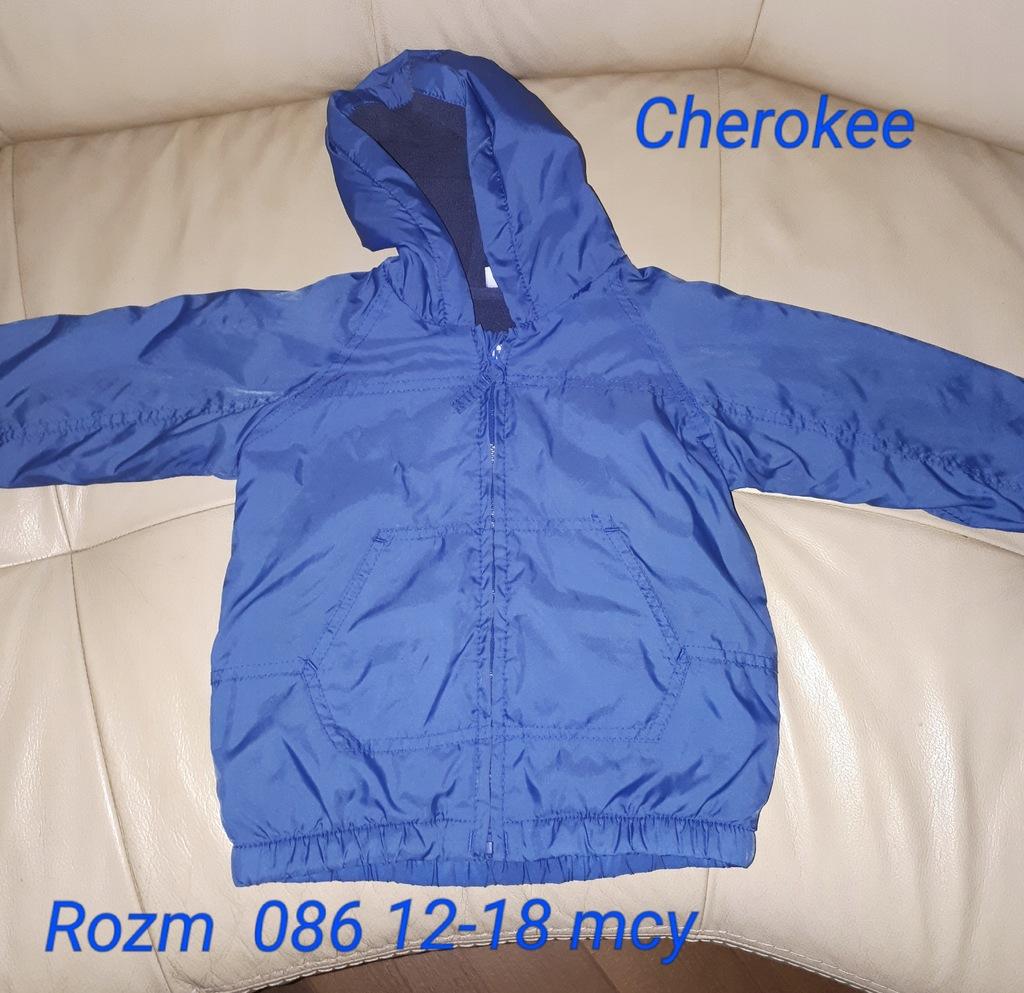 Kurtka na polarze Cherokee rozm 086