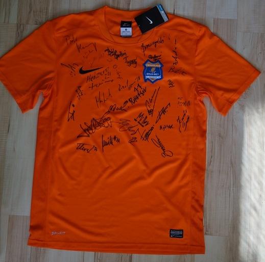 Koszulka meczowa Bruk-Bet Termalica Nieciecza