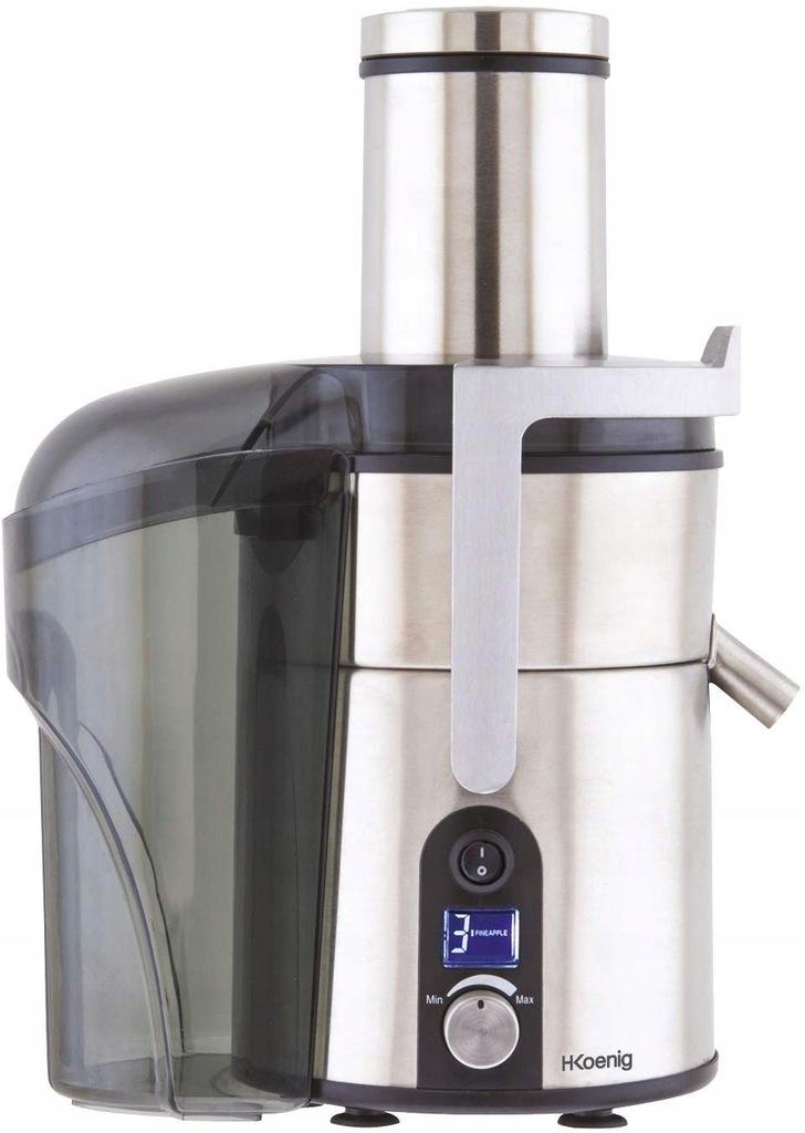 Sokowirówka H.koenig GS32 1200W 5 biegów LCD