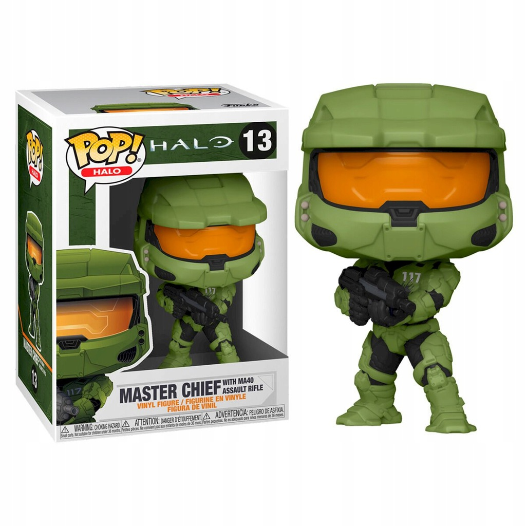 HALO Funko pop: Master Chief 13