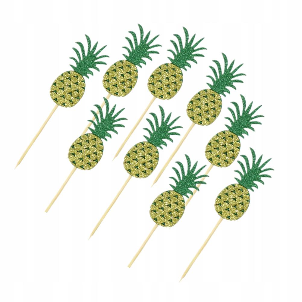 16 sztuk hawajskie wykaszarki ciasteczka do owocow