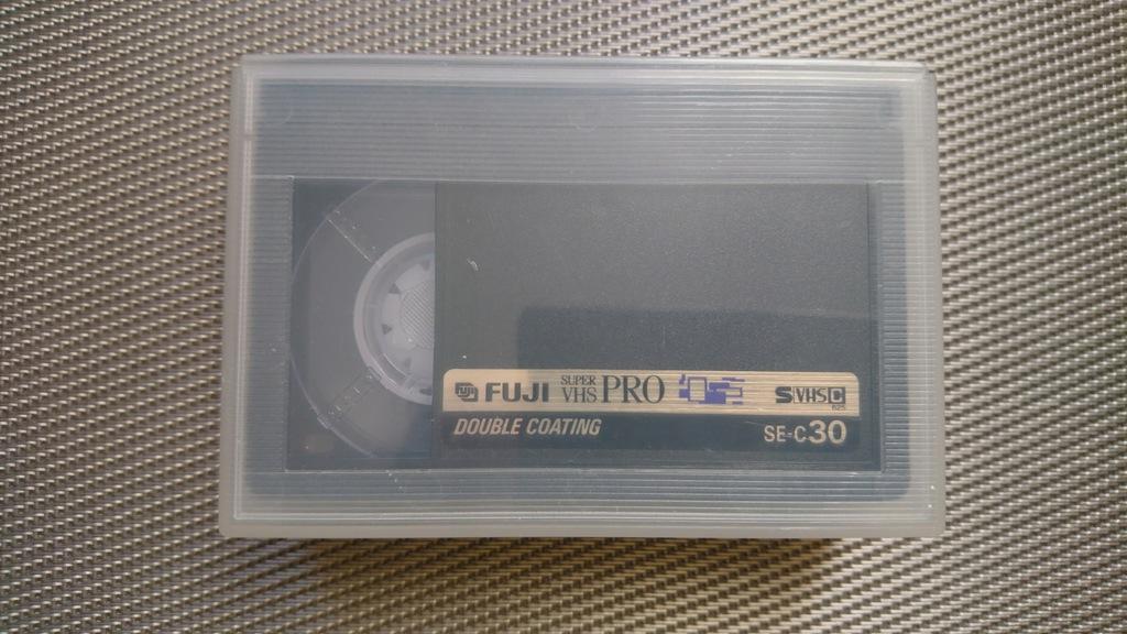 Fuji VHSC SE-C30PRO.