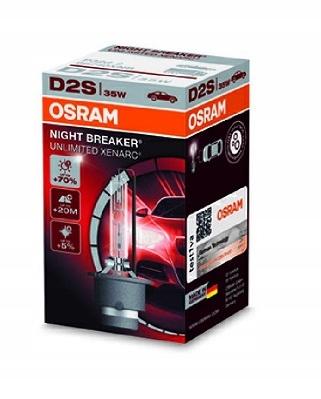 Żarówka, reflektor dalekosiężny OSRAM 66240XNB