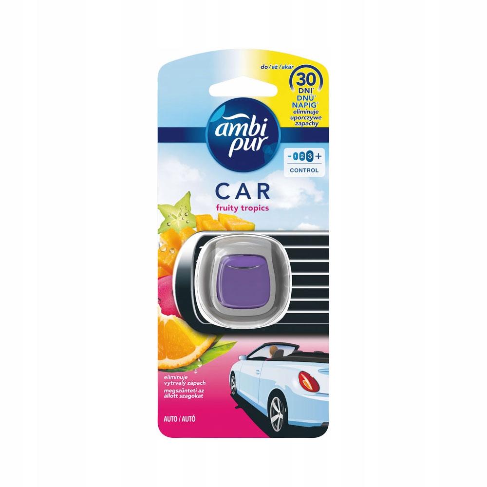 AMBI PUR CAR JAGUAR FRUITY TROPICS 2ML