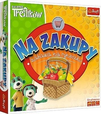 Gra Na zakupy - Rodzina Treflików