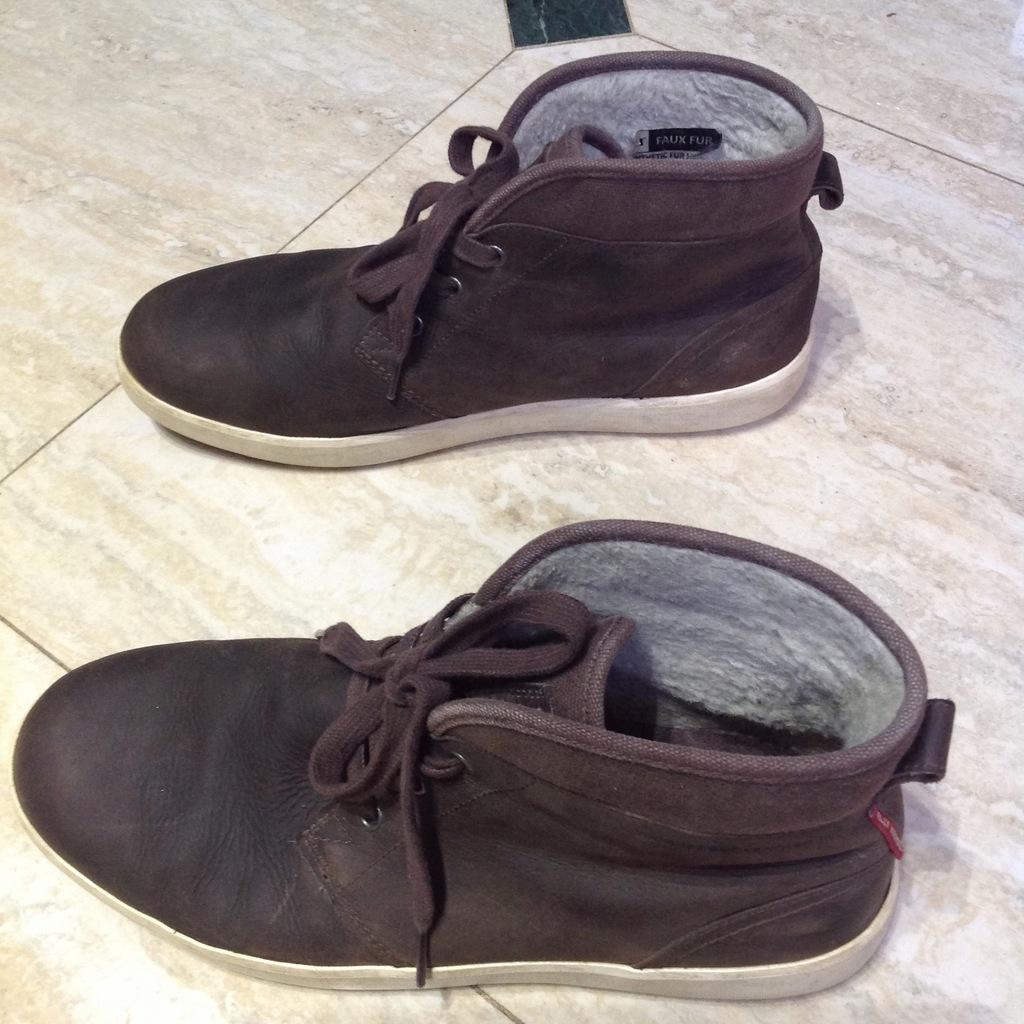Helly Hansen Waterproof Leather 43, 27,5cm, ciepłe