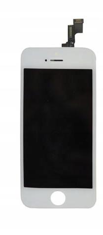 Ekran LCD iPhone 5s ORYGINALNY RETINA Biały
